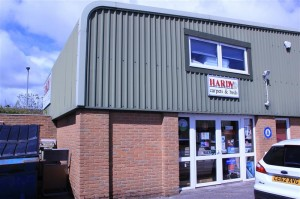 Our Showroom on the Sunrise Business Park in Blandford